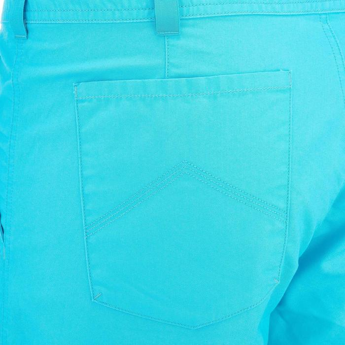 Short wandelen in de natuur NH500 turquoise heren