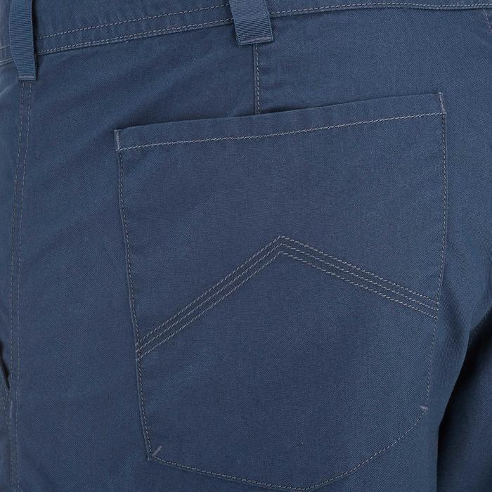 Wandelshort voor heren NH500 marineblauw