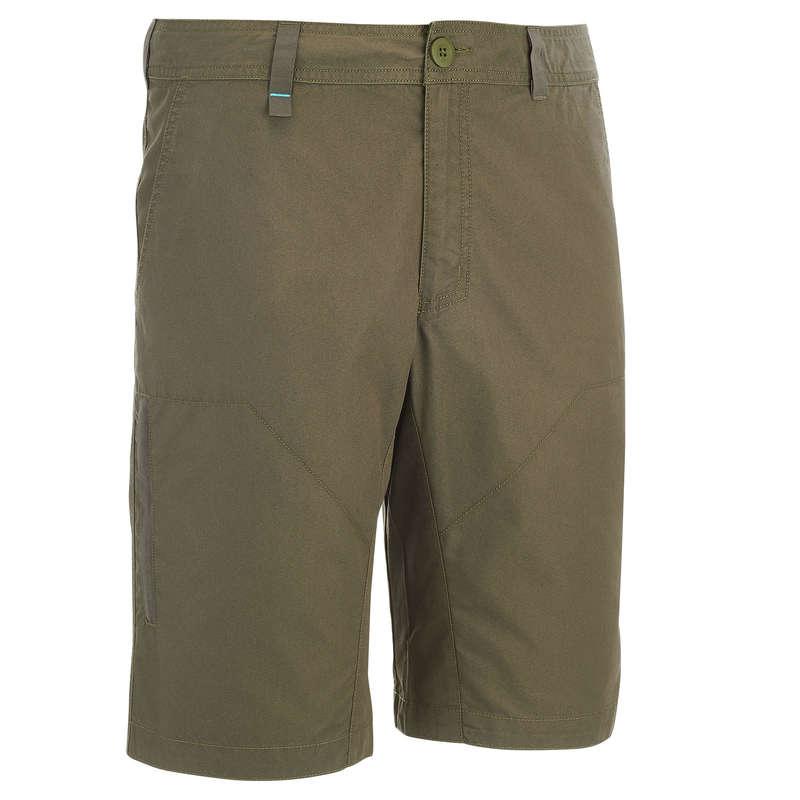 Férfi természetjárás rövidnadrág, póló - Férfi rövidnadrág NH500 QUECHUA