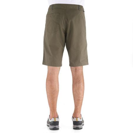 NH500 Men's Country Walking Shorts - Khaki