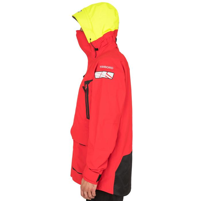 Segeljacke Ocean 900 Herren rot
