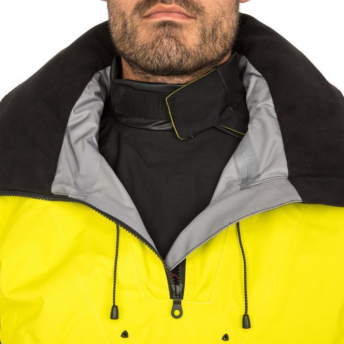 Vareuse de bateau homme Race Offshore jaune