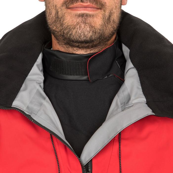 Vareuse bateau homme Race Offshore 900 rouge