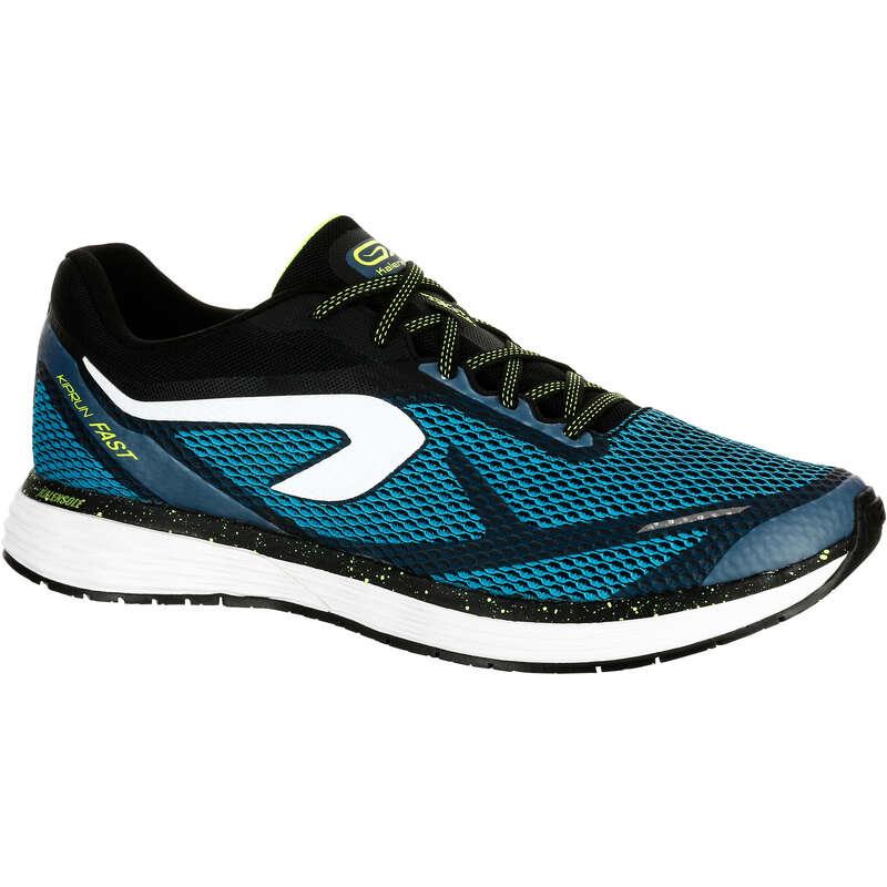 MAN ROAD RUNNING SHOES Athletics - KIPRUN FAST MEN'S RUNNING SHOE KIPRUN - Sports