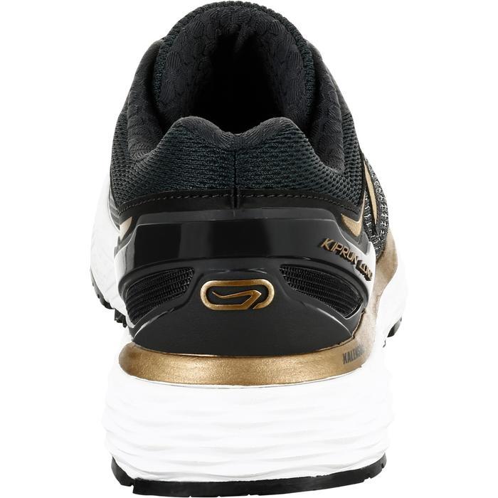 Hardloopschoenen voor dames Kiprun Long zwart goud