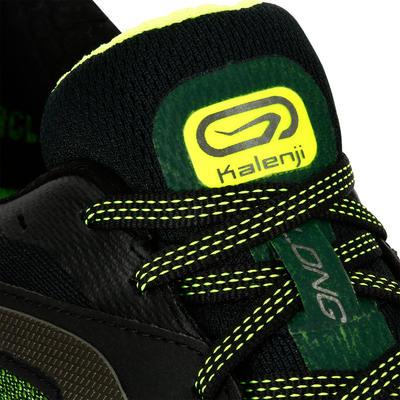 حذاء KIPRUN للرجال لجري مسافات طويلة- لون أسود/ أصفر
