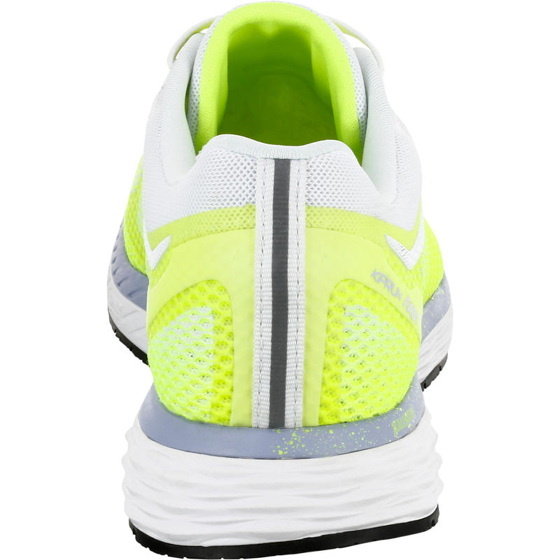 Kalenji Kiprun Fast Women's Running Shoes - Yellow White