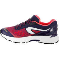 KIPRUN LONG WOMEN'S RUNNING SHOES CORAL BLUE
