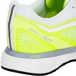 Kalenji Kiprun Fast Women's Running Shoes - Yellow White