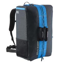 Seilsack Rucksack Rockbag 35L schwarz