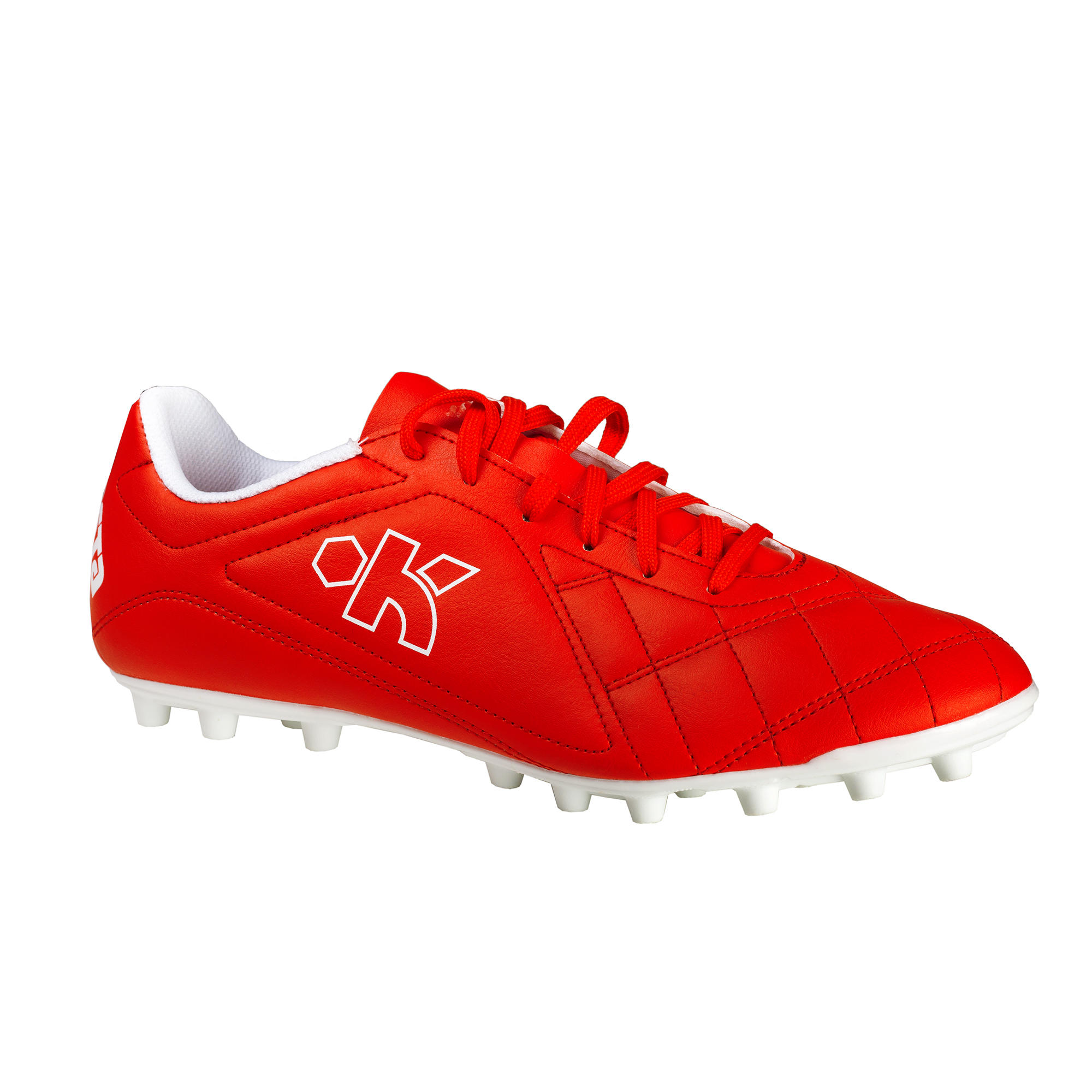 Agility V2 Adult Football Boots - Red