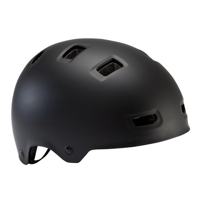 CASQUE VELO TEEN 500  BLACK - 1259071