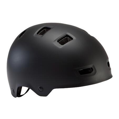 Helm Sepeda Remaja 500 Hitam