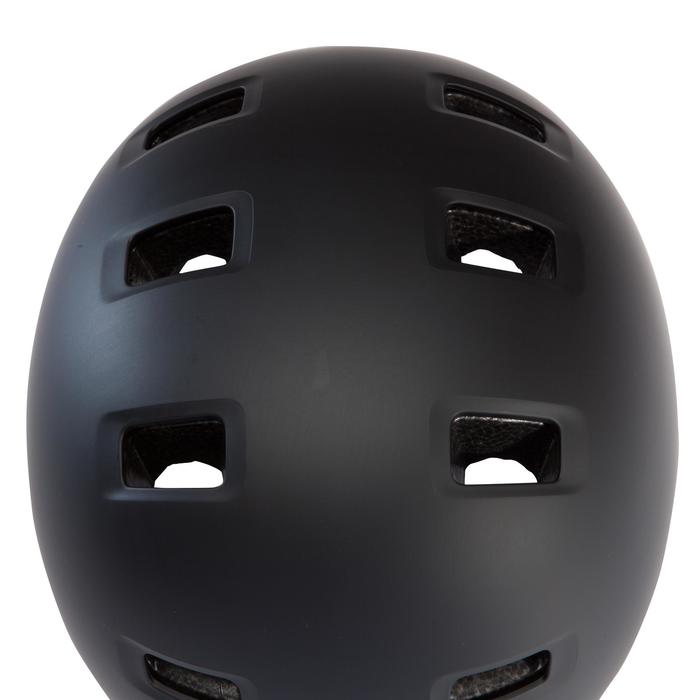 CASQUE VELO TEEN 500  BLACK - 1259073