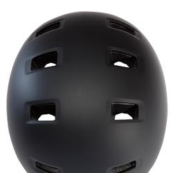 Fietshelm 500 zwart