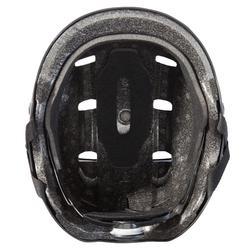 MTB/BMX Fietshelm kind 500 zwart