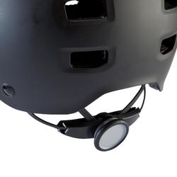 CASQUE VELO TEEN 500 BLACK