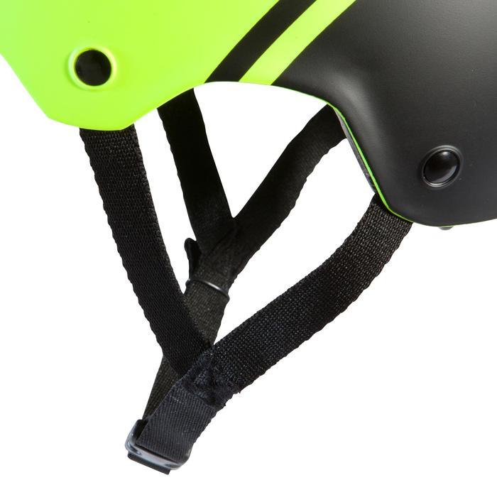Fahrradhelm 520 Teen neon