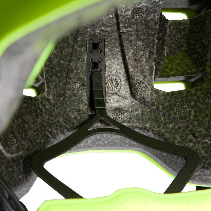 MTB/BMX Fietshelm kind 520 fluogroen
