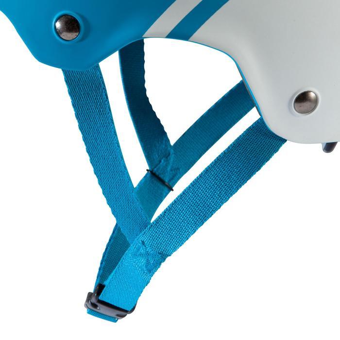 Fietshelm kind 520 blauw fietshelm