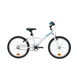"Original 100 Kids' 20"" Hybrid Bike 6-8 Years"