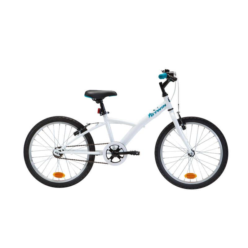 HYBRIDCYKLAR JUNIOR 6-12 ÅR Cykelsport - Hybrid ORIGINAL 100 6-9 år BTWIN - Cyklar