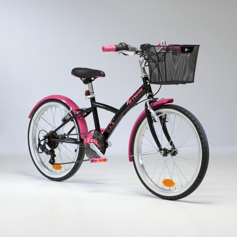 Çocuk Hibrit Bisiklet - 6 Vites - 20 Jant - Original 500