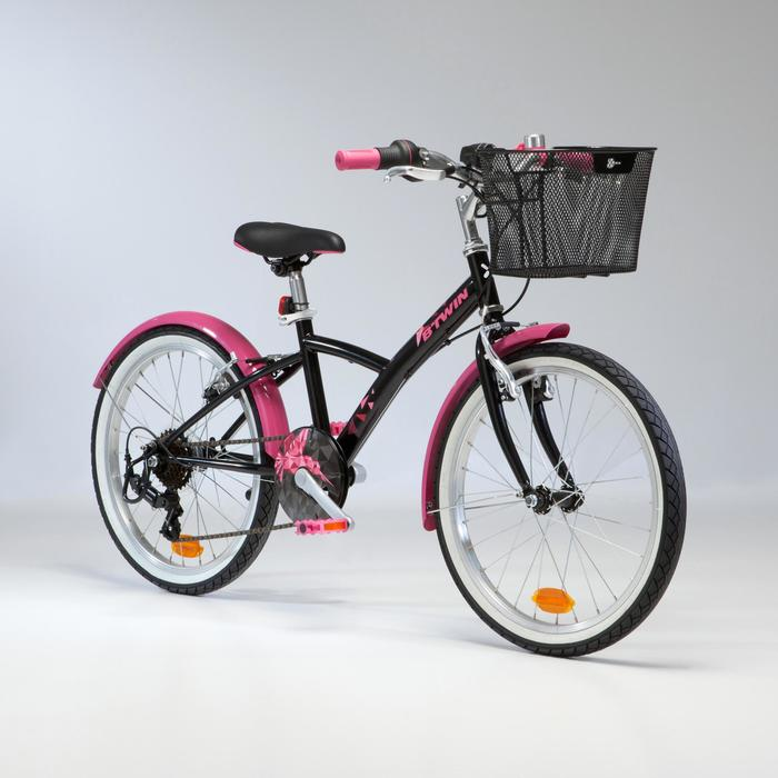 "Original 500 Kids' 20"" Hybrid Bike 6-9 Years"