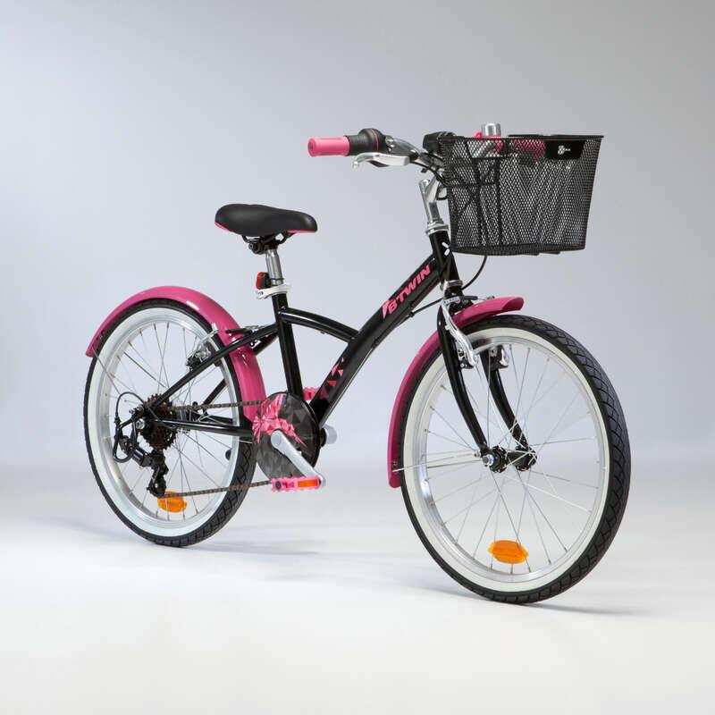 HİBRİT BİSİKLETLER - 6 / 12 YAŞ Bisikletler - ORIGINAL 500 HİBRİT BİSİKLET  BTWIN - EKİPMANLAR