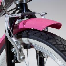 corpo-de-travão-V-brake-bicicleta-polivalente