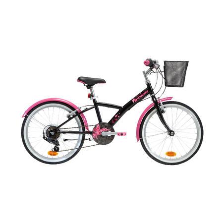 """Kids' 20"""" Hybrid Bike Original 500 6-9 Years"""