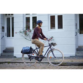 """City Bike 28"""" Elops 520 HF Herren blau"""