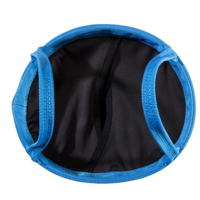 大號的攀岩粉袋能減少鎂粉揚塵。