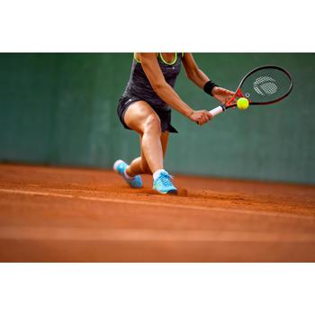 Tennisschuhe TS990 Clay Sandplatz Damen türkis