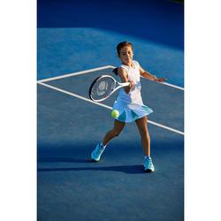 Tennisschuhe TS990 Multicourt Turnschuhe Kinder türkis