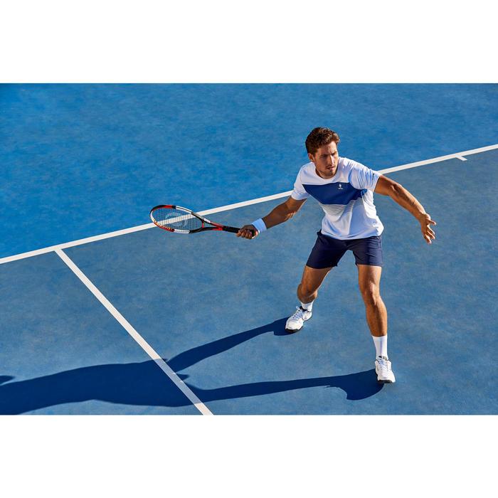 Tennisracket voor volwassenen TR190 Power oranje/zwart