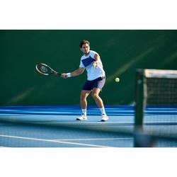Tennisschuhe TS130 Multicourt Herren weiß