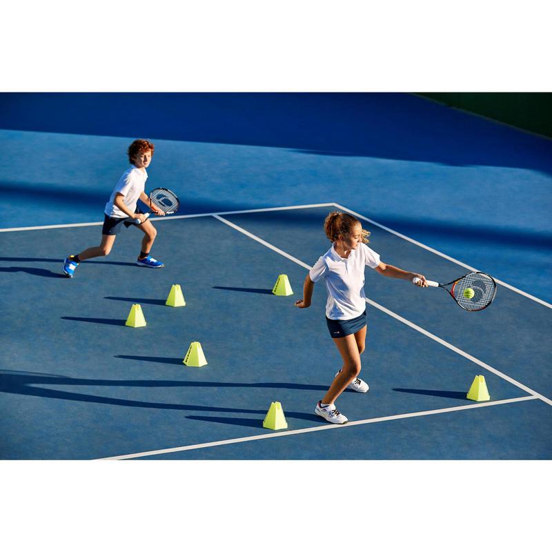 Bambino Scarpe Bianche Artengo Ts160 Tennis 75qw0U