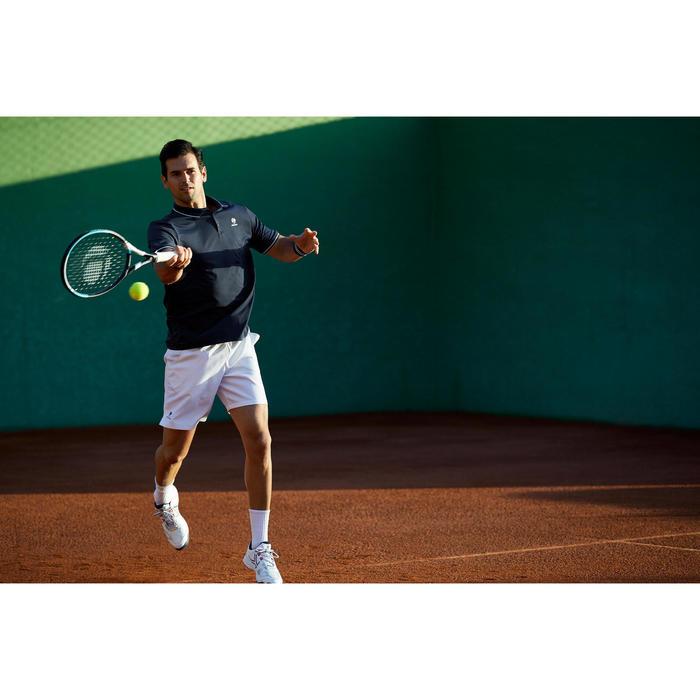 Tennisracket voor volwassenen Artengo TR560 Lite zwart blauw wit