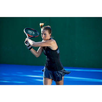 Damestopje tennis Light 990 zwart