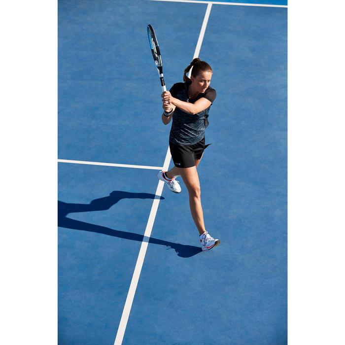 Tennisschuhe TS 560 Damen weiß