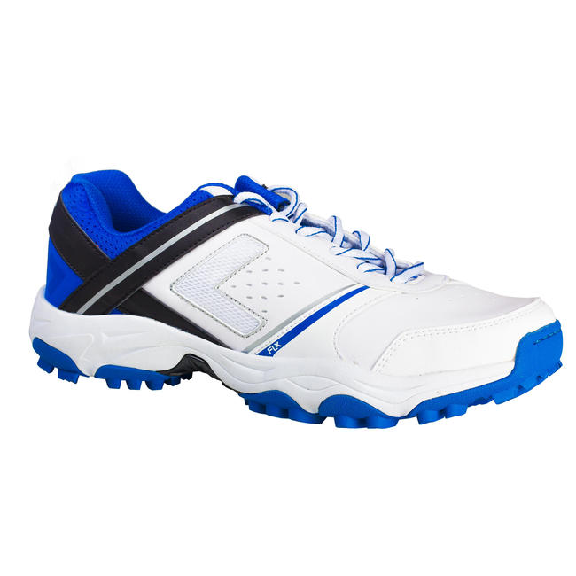 KID'S ANTI ABRASION CRICKET SHOES CS 300, BLUE