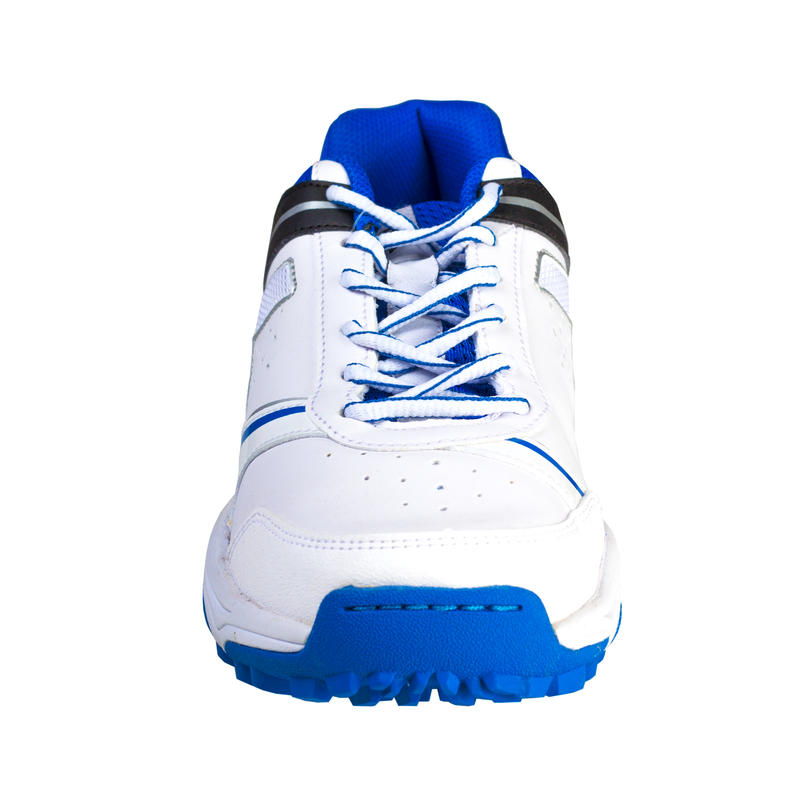 Jr Cricket Shoes Jr Blue CS 300