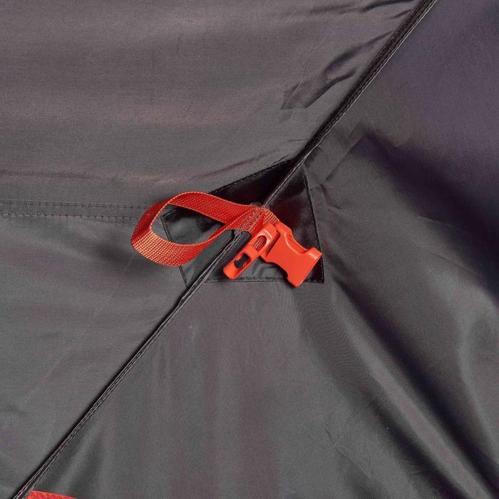 Tente de camping 2 SECONDS 2 XL FRESH&BLACK | 2 personnes blanche - 1259525