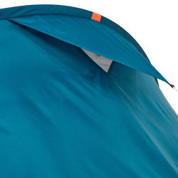 2 SECONDS camping tent | 3 person blue