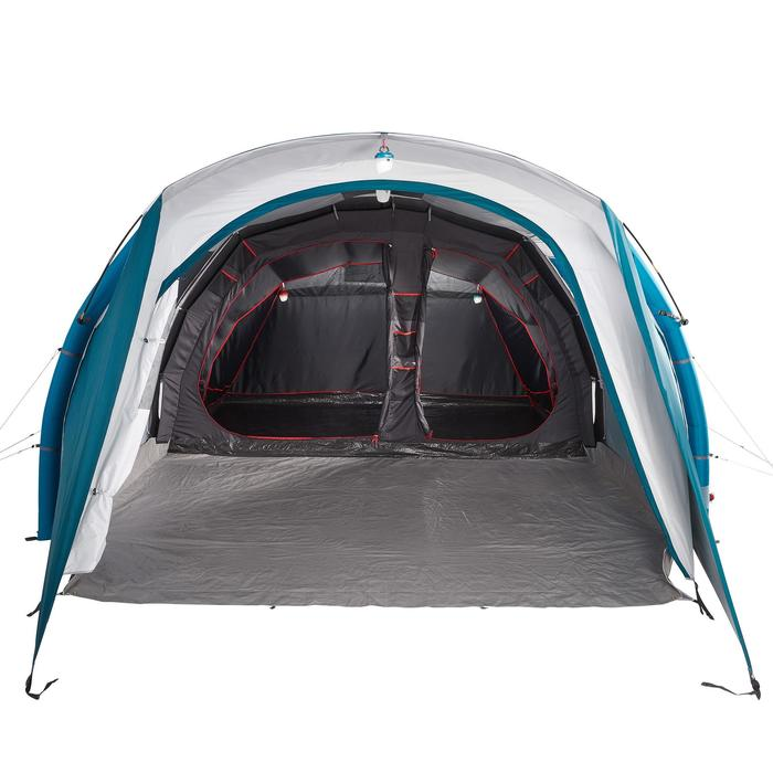 Tente gonflable de camping - Air Seconds 5.2 F&B - 5 Personnes - 2 Chambres