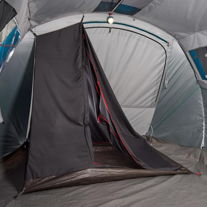 Tente de camping familiale Air seconds family 6.3 XL Fresh & Black I 6 personnes - 1259529