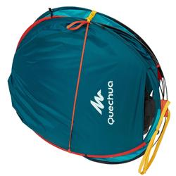 Pop up tent 2 Seconds - 2 personen - blauw