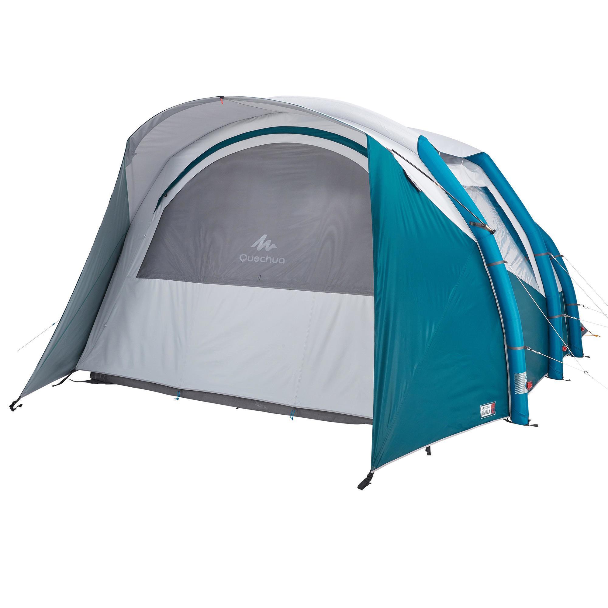 Quechua arpenaz 4.1 family camping tente4 Homme Extérieur Tente Easy Set Up