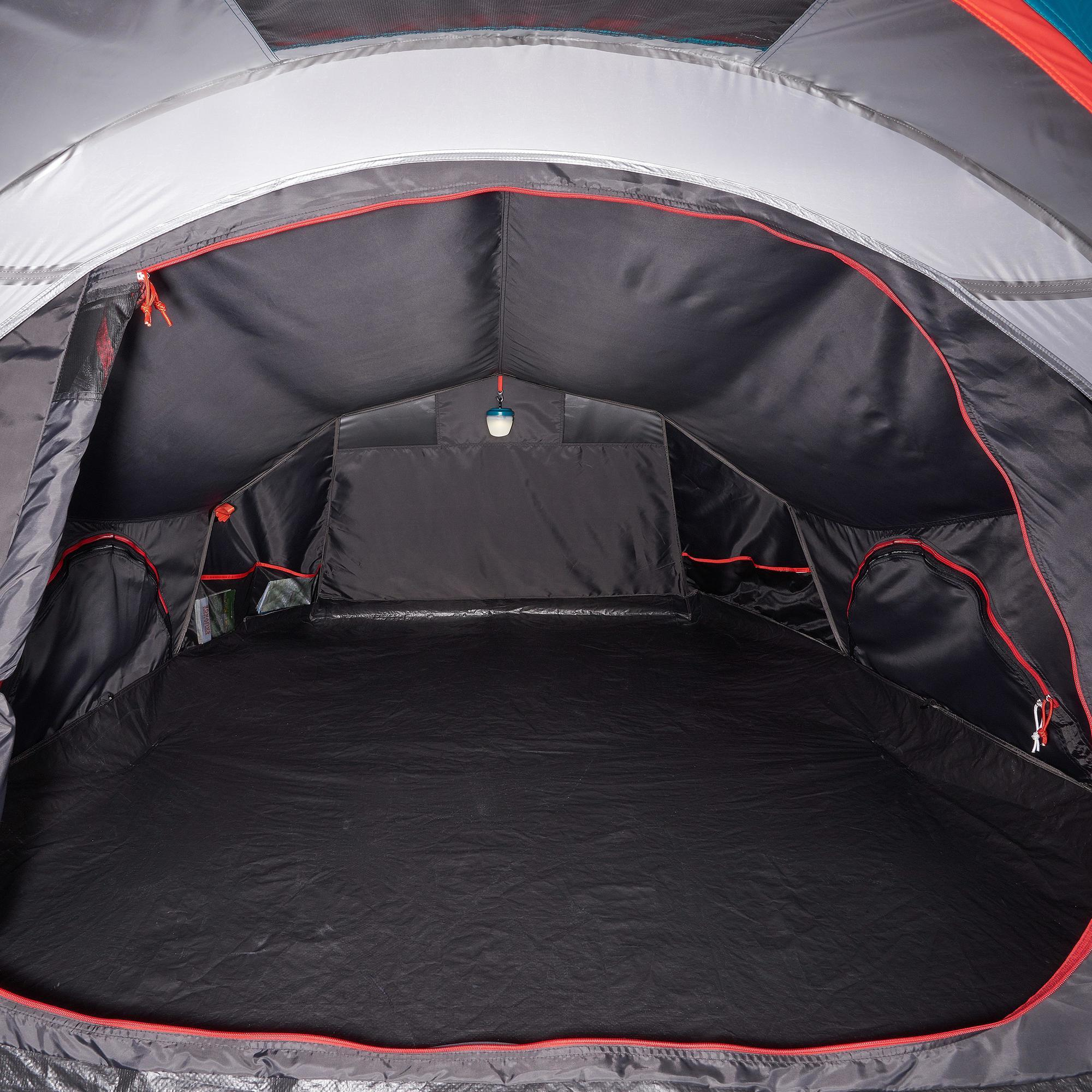 Chambre Pour Tente Quechua 2 Seconds 2 Xl Fresh Black Quechua Decathlon